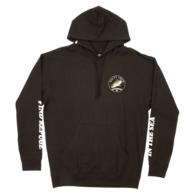 Homeguard Hooded Fleece - Black