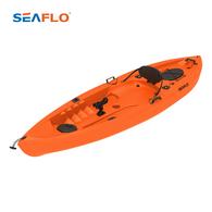 10' Fishing kayak package with Paddle- Orange
