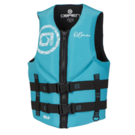 Womens Aqua Neoprene Vest