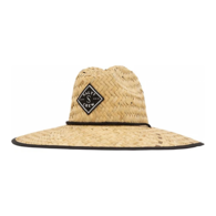 Tippet Coverup Straw Hat
