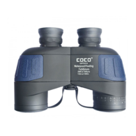 7x50 Fast Focus Marine Floating Binocular
