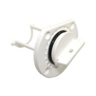 Drain Plug Complete 41mm Cutout White