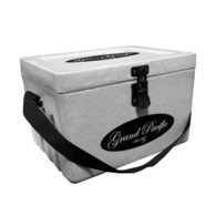 Premium Grade Ice Box Chilly Bin 15 Litres - Marble