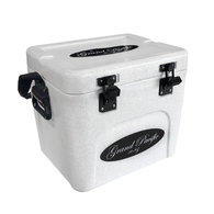 Premium Grade Ice Box Chilly Bin 25 Litres - Marble