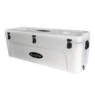 Gamefisher Premium Grade Ice Box Chilly Bin 100 Litres - Marble