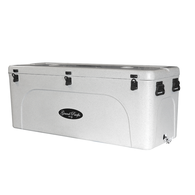 Premium Grade Ice Box Chilly Bin 200 Litres - Marble