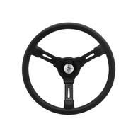 Riviera 352mm Steering Wheel - Black