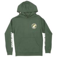 Homeguard Boys Hooded Fleece - Alpine Green