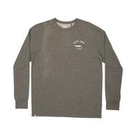 Ahi Mount Long Sleeve Tech Shirt - Charcoal