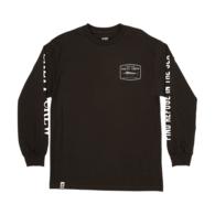 Stealth Long Sleeve Tee-Shirt - Black