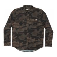 Decoy Long Sleeve Woven Tee Shirt - Camo