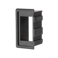 Switch Mounting Panel - End