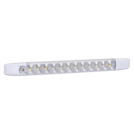 12v Dual Colour Strip Lamp White/Blue