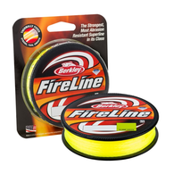 Fireline 10Lb x 125YD Flame Green Braid
