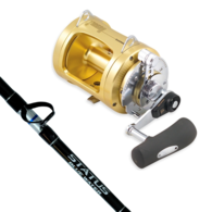 SHIMANO  COMBO GAME 24KG R/TIP
