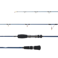 Gangster Whip #5 58S PE 2-4 Spin Jig Rod