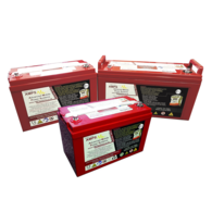 Battery D/Cycle Lithium Ion 60amps- 100amps- 120amps