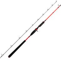 """Slowgraph 641M 6'4"""" PE 1-2 Overhead Slowjig Rod 1-Piece"""