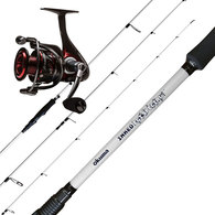 """Inspira 20 / Inked EDI Special 8'1"""" 2-Piece Squid Spin Combo"""