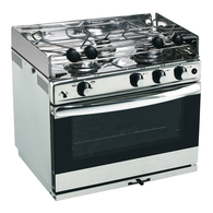 Open Sea 3 Burner Oven with Grill