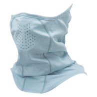 UPF50 Sun Protection Face Mask - Ice Blue