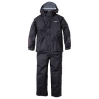 Dry Shield Jacket & Pants - Black