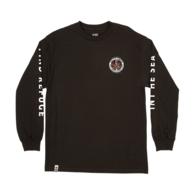 Deep Reach Long Sleeve T-Shirt - Black