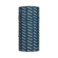 Coolnet Face Gaiter - Solid Repeat Navy