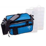 Softside Medium w/2 Lure boxes Tackle Bag