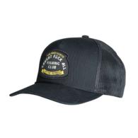 Fk All Club Twill Trucker Cap - Black - OSFM