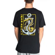 Squadron Short Sleeve T-Shirt - Black