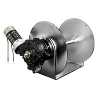 GX6 - 24V Anchor Drum Winch (No Rope/Acc PK)