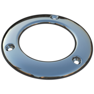 Stainless Steel Cap for Round Top ABS Rod/Drink Holder