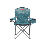 Aurora Queen Cooler Folding Arm Chair - Purple