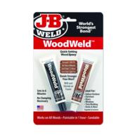 WoodWeld Epoxy Twin Tubes 21.5g
