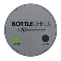 Bottlecheck Bluetooth gas Cylinder Gauge - Single Sensor