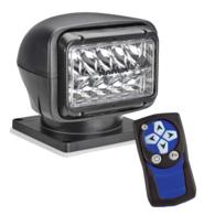 12v L.E.D Marine Search Light w/Remote Control - 5000 Lumens