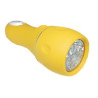 Waterproof 5 LED Torch (C Batteries)