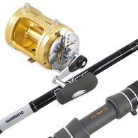 """Tiagra 50WLRS / Abyss 5'6"""" 60-100LB Game Combo"""