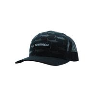 Embossed Marlin Cap - Black