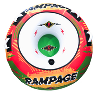 Rampage 1-Person Towable Water Toy
