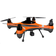 FD1 Drone with Micro Bait Release System
