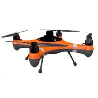 FD1 Drone with Mechanical Bait Release System Release