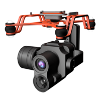 SD4 Low Light Camera with 2 Axis Gimbal