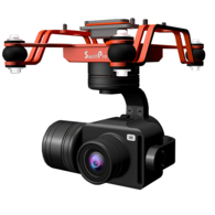 SD4 4K Camera with 3 Axis Gimbal