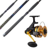 """850SSM / Spinfisher 7'0"""" 10-15KG Spinning Combo 1-Piece"""