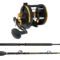 """Squall 30LW / Squall 6'0"""" 10-15KG Overhead Combo 1-Piece"""