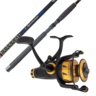 """Spinfisher VI 4500LL / Spinfisher 7'0"""" 5-8KG Spinning Combo"""