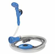 Portable 12v Camp Shower with Adjustable Flow