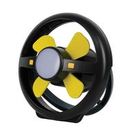 Rechargeable Portable Fan and Light
